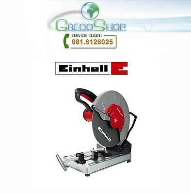 Troncatrice per ferro/metallo 2000W 355mm Einhell - TH-MC 355