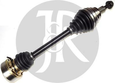 VW GOLF MK5 2.0 FSi GT DRIVESHAFT & CV JOINTS OFF/SIDE 2004>ONWARDS