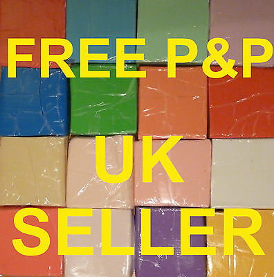 Super Soft Premium Polymer Modelling Clay Oven Bake Lots Great Creative Colours