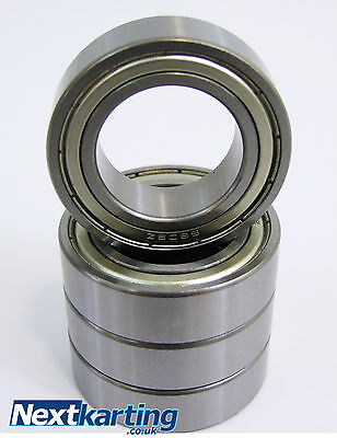 Genuine OTK 25mm - 12mm FRONT WHEEL HUB BEARINGS (6905z) PACK OF 4 - TONY KART