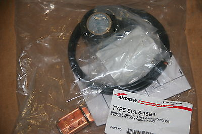 """Andrew 7/8"""" Coaxial Cable Grounding Kit SGL5-15B4"""