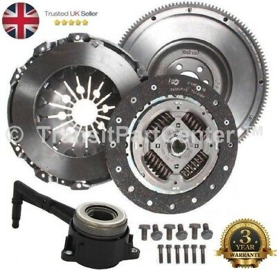 Flywheel Clutch Csc Audi A3 Seal Altea Leon Toledo Skoda Octavia Vw Caddy 2.0