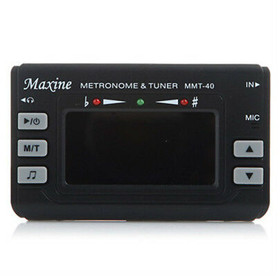 NEW 3 in 1 Large Display Auto Instrument Tuner, Metronome and Tone Generator