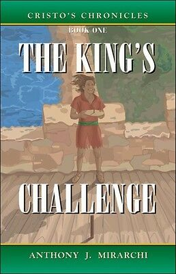 King's Challenge by Anthony J. Mirarchi Paperback Book