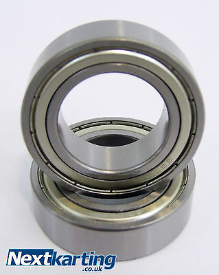 Genuine OTK 25mm - 12mm FRONT WHEEL HUB BEARINGS (6905z) PACK OF 2 - TONY KART