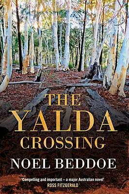 The Yalda Crossing by Noel Beddoe (English) Paperback Book Free Shipping!