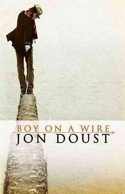 Boy on a Wire by Jon Doust Paperback Book (English)