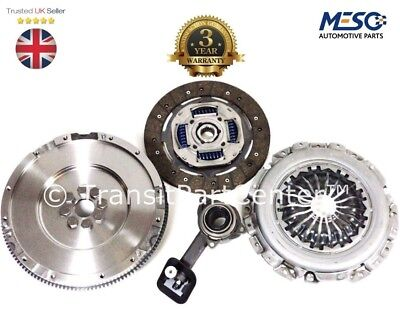 Solid Flywheel Clutch Csc Ford Focus Galaxy S-Max Rs C-Max Mondeo 1.8 D 2003 On