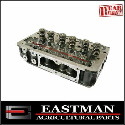Cylinder Head Assembly to suit Massey Ferguson 35 & 35X 3 Cyl Diesel Perkins