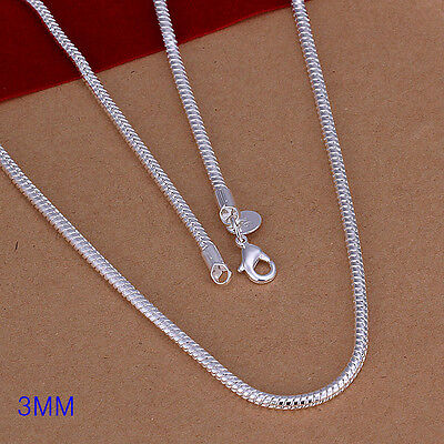 box DN09 Lowest price wholesale solid silver flower heart/&chain necklace