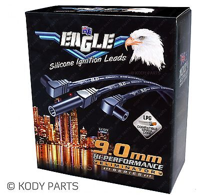 Eagle Ignition Leads 9.0mm -for Commodore VT Series I Supercharged L67 V6 E96225