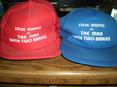 The Man With Two Brains - Promotional Hat(S) - Steve Martin