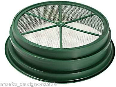 """1/8"""" CLASSIFIER SIFTING PAN  FOR YOUR GOLD PAN PANNING"""
