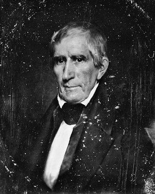 New 8x10 Photo: William Henry Harrison, 9th President of the United States