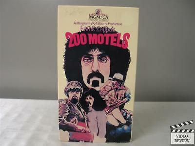 Frank Zappa's 200 Motels VHS Mothers of Invention, Ringo Starr, Theodore Bikel