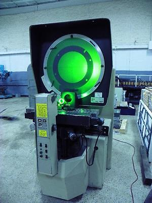 "30"" OGP XL827 Optical Comparator, 3 Lenses, DRO"