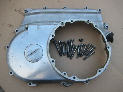 Honda 1985-1986 Shadow VT1100C 1100 clutch cover engine case HO85_SHADOW1100_48