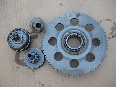 Honda 1985-1986 Shadow VT1100C 1100 starter sprockets gears HO85_SHADOW1100_54 T