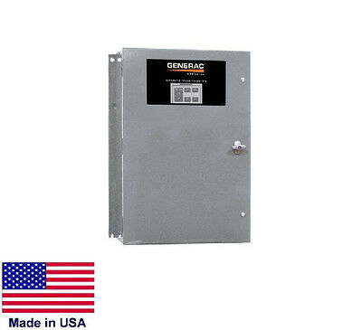 TRANSFER SWITCH Commercial/Industrial - 200 Amp - 120/240V - 1 Phase - NEMA 3R