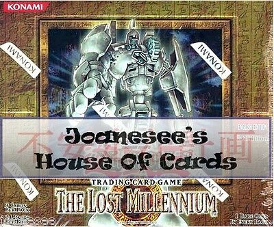 Yu-gi-oh The Lost Millenium Commons 039-060 Mint/NMint Selection Single/Playset