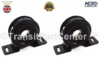 A Pair Of ( Two ) Propshaft Centre Bearing Ford Transit 30Mm 1991-2013
