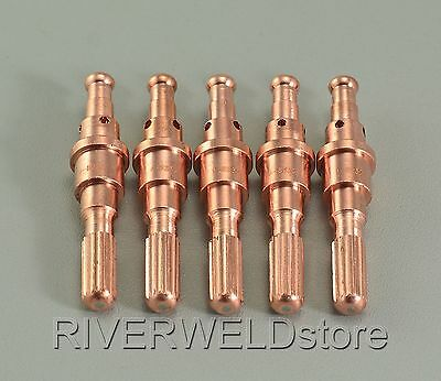 5pcs 9-8232 Thermal Dynamics SL60/SL100 A120 ELECTRODE Plasma Cutting Comsumable