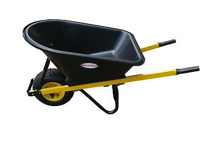 Wheelbarrow BRAND NEW Trade Quality!  ***FOR GARDENERS*** DIY *** BUILDERS***