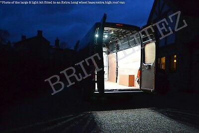 New LED Light Kit - Van / Boat / Caravan / Trailer / Lighting up Steps or Doors