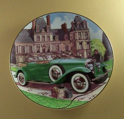 The Golden Age of Motorcars ON CHATEAU GROUNDS 1929 Minerva Plate Car Collection