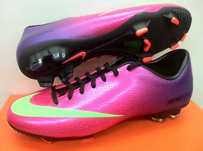 NIKE MERCURIAL VICTORY IV FG FIRM GROUND FOOTBALL SOCCER BOOTS CLEATS