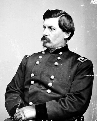 New 8x10 Civil War Photo: Union - Federal General George Brinton McClellan
