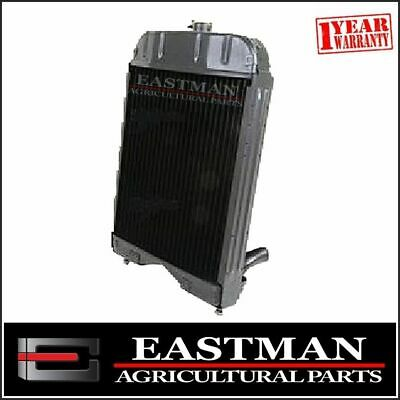 New Radiator to suit Massey Ferguson MF35 35 35X - 3 Cyl Diesel Perkins