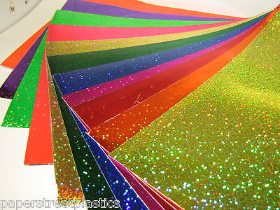 """Sequins Holographic Sign Vinyl 24"""" x 100 feet,  LongLife  Sparkles that Glitter"""