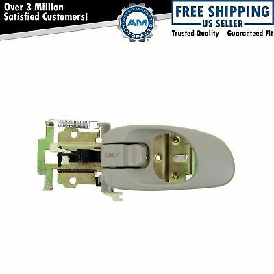 Beige Interior Inside Door Handle Driver Side Left LH For Kia Sephia Spectra