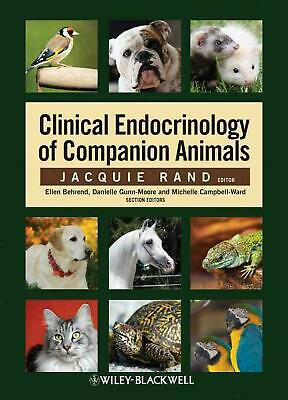 Clinical Endocrinology of Companion Animals by Jacquie Rand (English) Paperback