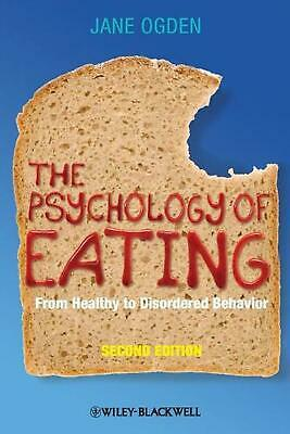 The Psychology of Eating by Jane Ogden Paperback Book (English)