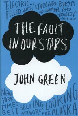 The Fault in Our Stars-John Green