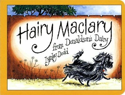 Hairy Maclary from Donaldson's Dairy-Lynley Dodd
