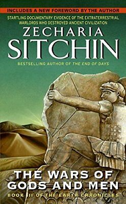 The Wars of Gods and Men-Zecharia Sitchin