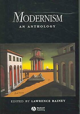 Modernism: An Anthology by Lawrence Rainey (English) Paperback Book Free Shippin