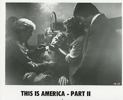 This Is America Part 2 1977 Vintage Photo Movie Still 8 Electric Chair Execution