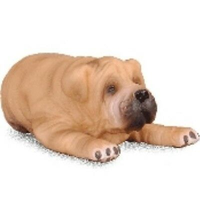 CollectA #88194 Shar Pei Puppy, Toy Collectible Dog