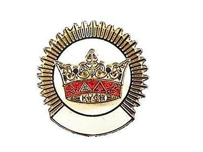York Rite KYGCH Knights Templar Masonic Lapel Pin