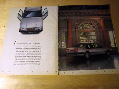 PUBBLICITA' ADVERTISING WERBUNG 1991 Alfa Romeo Accessori