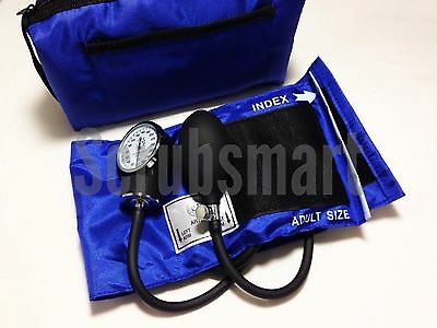 ROYAL Aneroid Sphygmomanometer Blood Pressure Monitor BP Adult cuff EMI EBD-217R