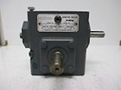 B218 60:1 Ratio Left Position Shaft Grove Gearbox/Reducer