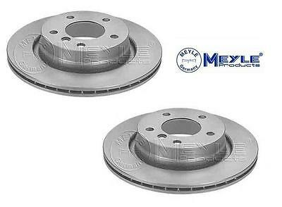 QUALITY JURATEK REAR BRAKE DISCS /& PADS BMW 3SERIES E46 318 320 320D 323 325 328