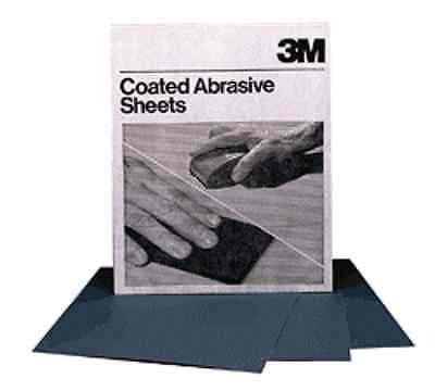 3M 02039 Imperial Wetordry 9 x 11 P360A Grit Sheet