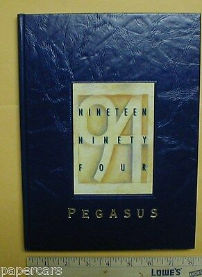 1994 Forsyth Country Day School yearbook Lewisville NC annual North Carolina