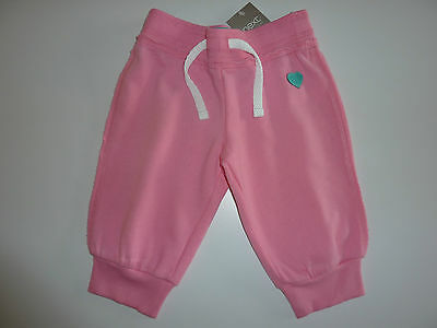 NEXT Pink Cropped Trackie Bottoms 3 Years NWT
